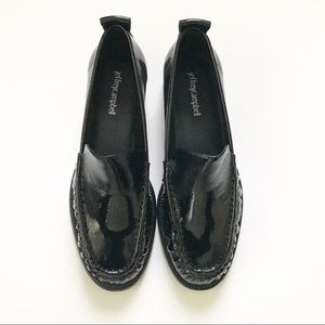 Jeffrey Campbell Sattler Loafer Black 7.5